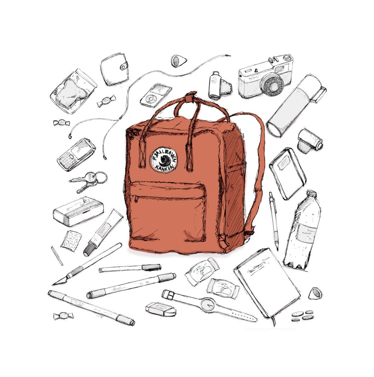 4 Reasons to Get a Kanken Backpack