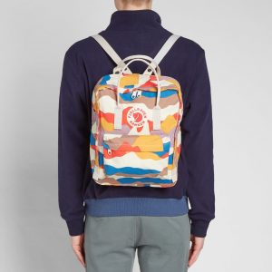Kanken art backpack